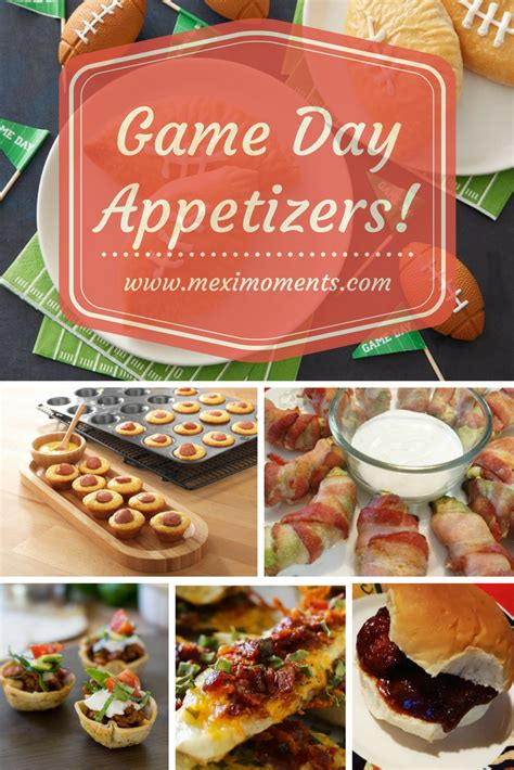 appetizers day day appetizers