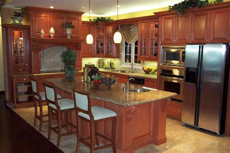 ideas for decorating top of kitchen cabinets interior modern semi flush ceiling light sink soap