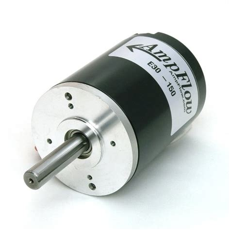 12v Electric Motor by Flow E30 150 Brushed Electric Motor 12v 24v Or 36 Vdc