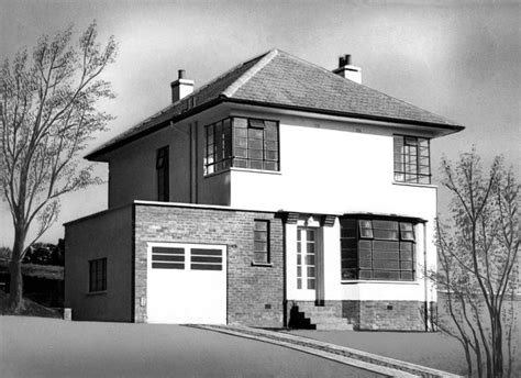 1930s homes pin by richard poitras on architecture