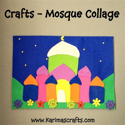 eid craft for karima s crafts 30 days of ramadan crafts roundup