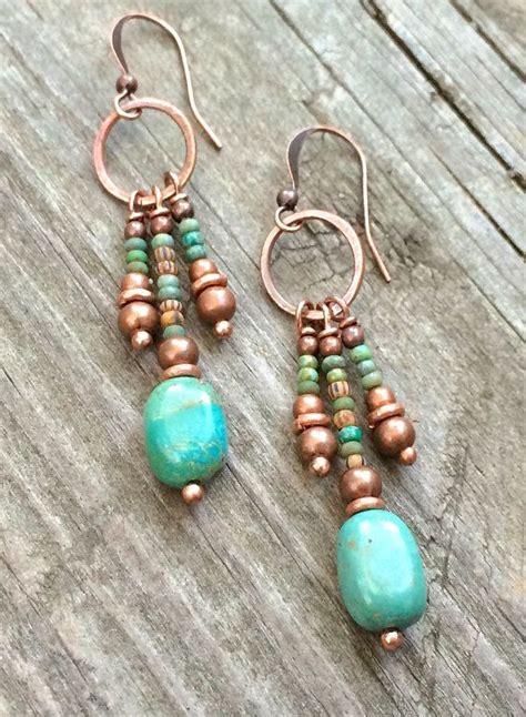 bead earrings best 20 dangle earrings ideas on diy earrings