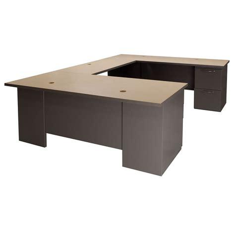 u shaped desk u shaped desk bestar connexion u shaped desk and hutch