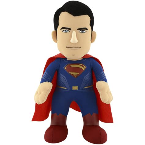 superman stuffed animal dc comics bleacher creatures 10 quot batman v superman