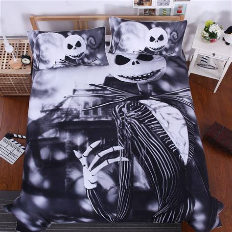 nightmare before bedding bedding nightmare before cool bed linen printed