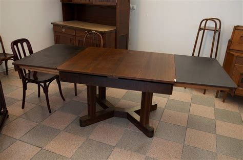 nouveau dining table vintage nouveau dining table by otto wytrlik for sale