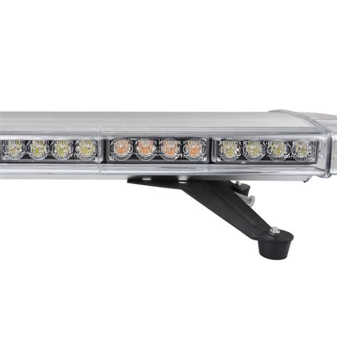 38 led light bar 72 led 38 quot light bar emergency beacon warn tow truck plow