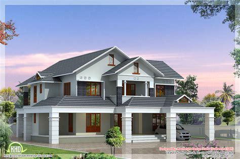 houses with 5 bedrooms luxury 5 bedroom villa house design plans