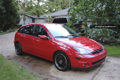 2003 Ford Focus Reviews by 2003 Ford Focus Hatchback Zx5 Review