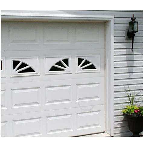 Garage Door Plastic Window Inserts Garage Door Window Inserts Discover Your Ideal Window