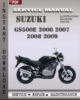 service manual free service manuals online 2006 suzuki xl 7 auto manual suzuki grand vitara suzuki gs500e 2006 2007 2008 2009 service manual download repair service manual pdf