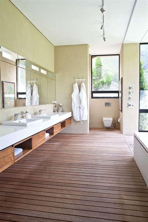 Spa Style Bathroom Vanity by 15 Exles Of Bathroom Vanities That Open Shelving