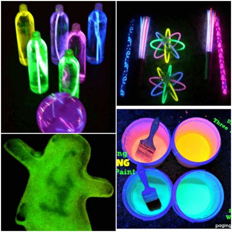 glow in the crafts for 20 glow in the crafts that are for summer
