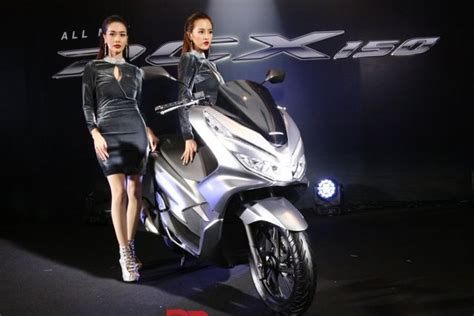 Pcx 2018 Honda Indonesia by Honda Pcx 150 My 2018 Nuova Versione In Indonesia