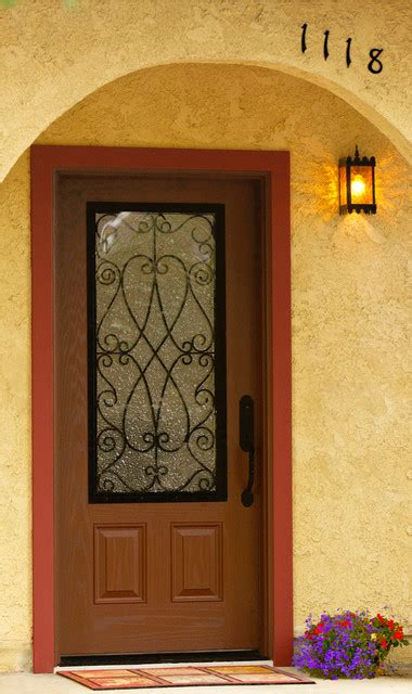 mediterranean front door entry door replacement mediterranean front doors san