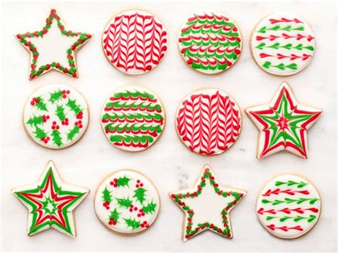decorating sugar cookies sugar cookies with royal icing recipe food network