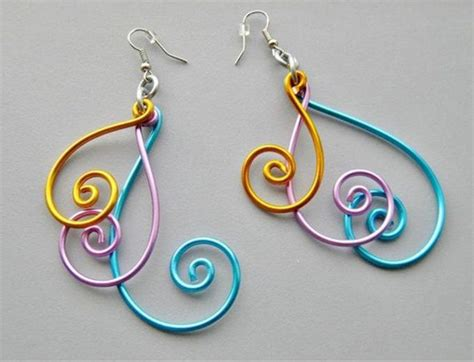 best wire for jewelry 25 best ideas about handmade wire earrings on