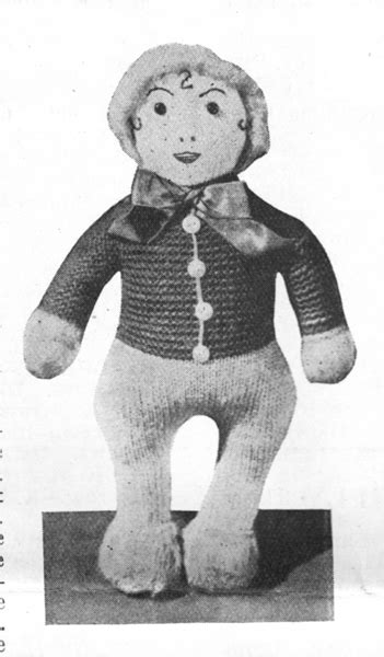 vintage dolls knitting patterns vintage knitted dolls clothes patterns available from the