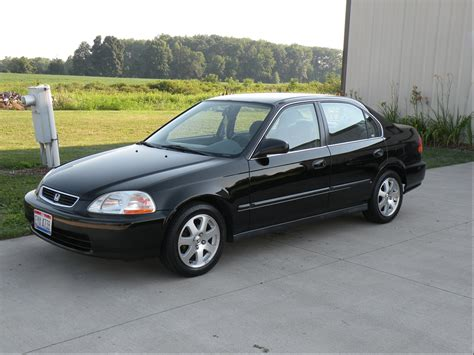 1998 Honda Civic Lx by Oneill24 S 1998 Honda Civic Lx Sedan 4d In Lordstown Oh