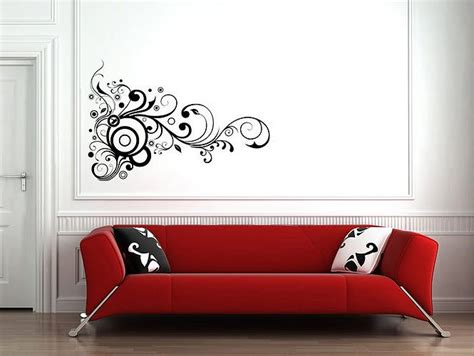 black wall stickers wall stickers that lend a personal touch