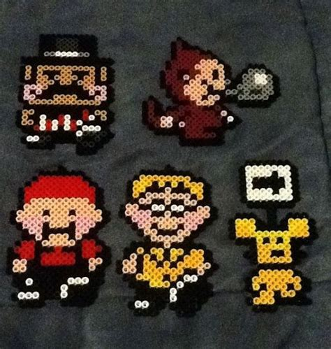the bead monkey 17 best images about earthbound on