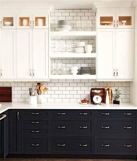 subway tile colors kitchen smoke gray glass subway tile backsplash white