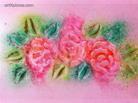 spray painting uses spray painting using tooth brush artxplorez