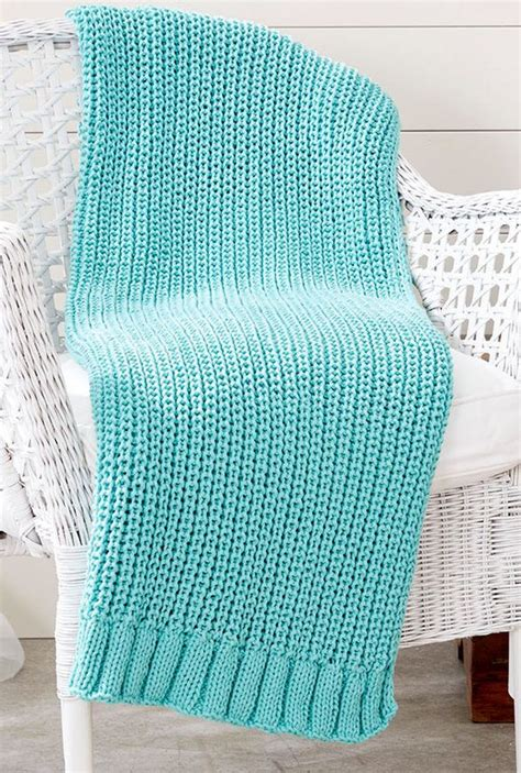 easy afghans to knit 25 best ideas about easy knit blanket on easy