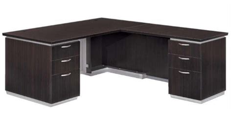 executive l shaped desks 7 most expensive l shape office desks furniture