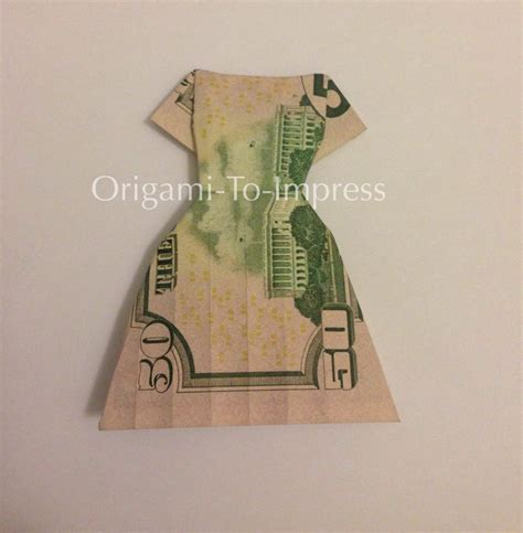 money origami dress 17 best images about folding money on tooth