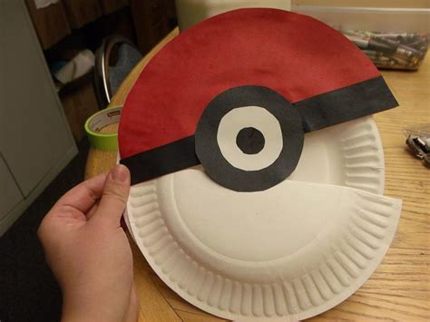how to make a origami pokeball diy pokeball that actually opens and easy