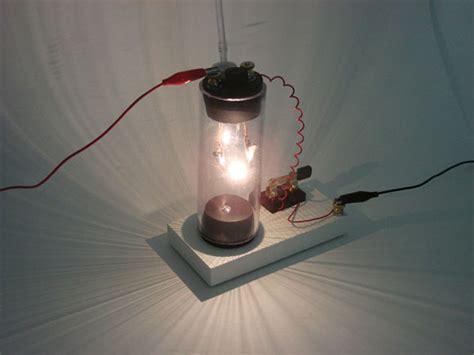 make lights incandescent light how to make your own light bulbs