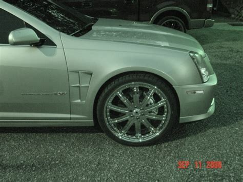 custom rubber sts large another jtcii 2006 cadillac sts post 4226185 by jtcii