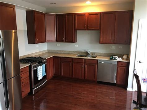 Cherry Cabinets by Paint The Cherry Cabinets In Your Home Your