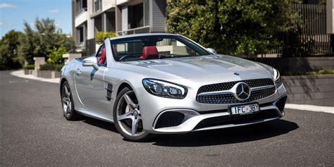 Mercedes Car by 2017 Mercedes Sl400 Review Caradvice