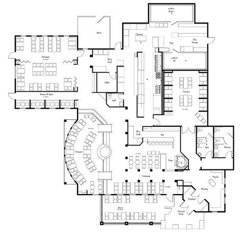restaurant floor plan design italian restaurant floor plans evstudio