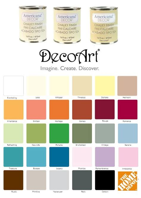home depot nhl paint colours 17 mejores ideas sobre americana chalk paint en