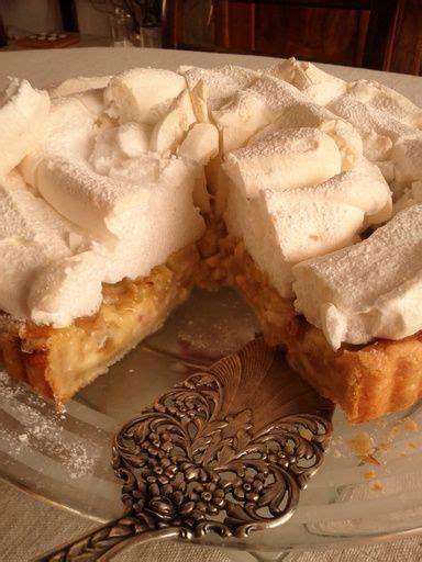 les 25 meilleures id 233 es concernant tartes 192 la cr 232 me de rhubarbe sur tarte au