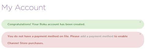 make roku account without credit card rondoids how to create a roku account without a credit card