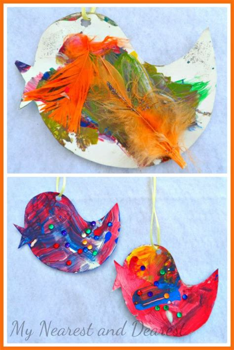 bird crafts for bird craft for