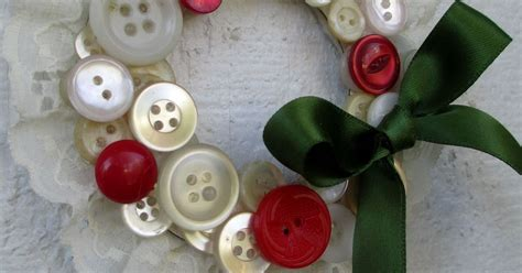 how to make vintage ornaments how to make vintage button wreath ornaments hometalk