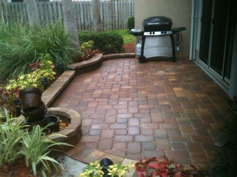 small patio designs small paver patio designs fres hoom