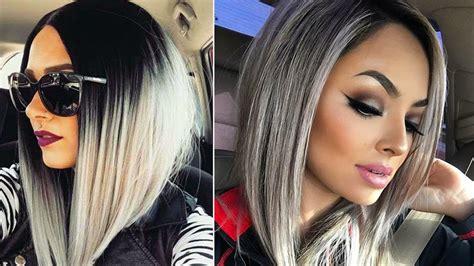 cortes de pelo de moda de mujer corte bob largo corte de cabello bob largo moda para