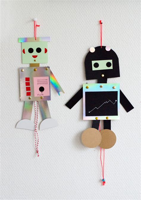 robot crafts for 1000 images about monsters robots aliens on