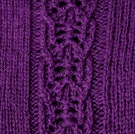 knitting k1tbl free brisket cable knitting stitch knitting kingdom