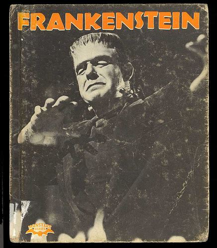 frankenstein picture book frankenstein crestwood monsters series 1977 book