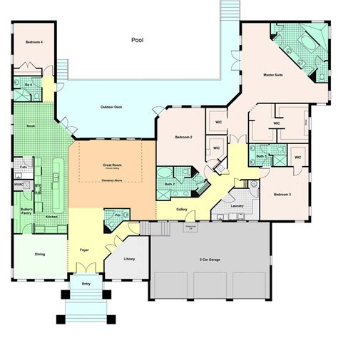 custom home building plans custom home portfolio floor plans