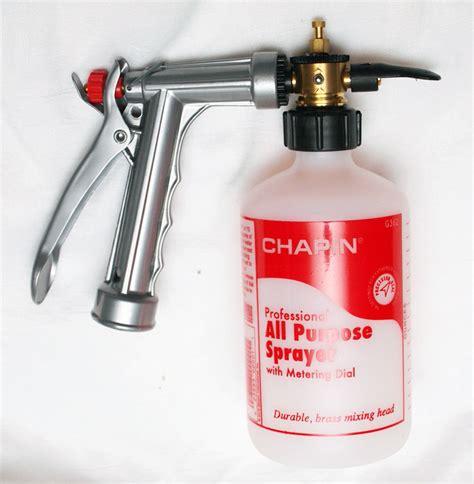 Garden Hose End Sprayer Chapin Professional Hose End Sprayer