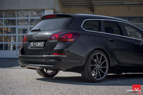 Opel Astra J by Tuning Opel Astra J Tourer Back