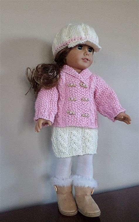 free knitting patterns for dolls hats dolls doll clothes and ravelry on
